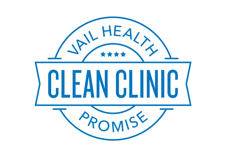 Our Clean Clinic Promise